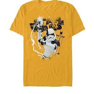 STAR WARS Storm Trooper Yellow Tee